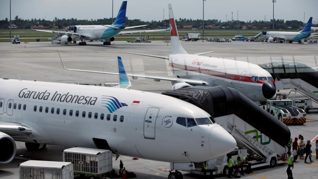 Garuda Tunda Penerbitan Global Bond (285596)