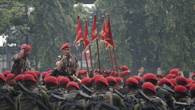 Jejak Komando Gabungan TNI yang Akan Diaktifkan Jokowi Hadapi Teroris (43288)