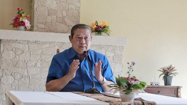 Jaksa Agung Tepis Tudingan SBY: Dari dulu Tak ada Hukum Rimba di RI (48987)