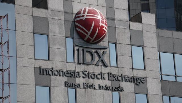 Ilustrasi Gedung Bursa Efek Indonesia