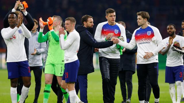 Piala Dunia 2018: Mengapa Ada Banyak Pemain Muda di Timnas Inggris? (30645)