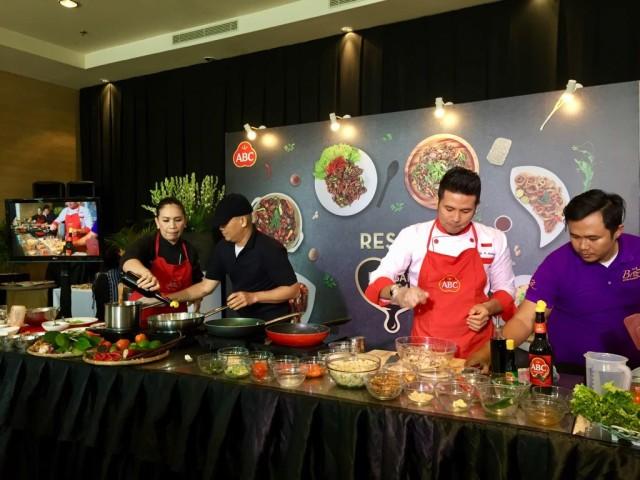 Chef Billy dan Chef Petty akan memasak di UFF