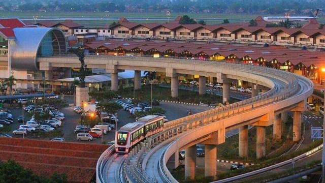 Skytrain Bandara Soekarno Hatta
