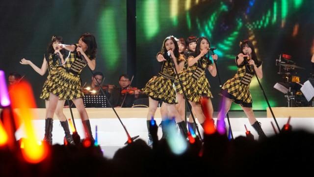 Konser Kelulusan Melody JKT 48