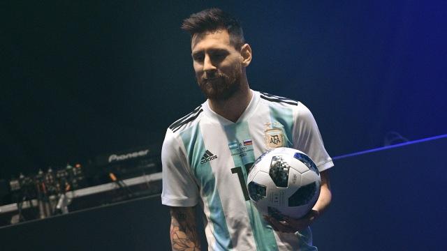 Untuk Selevel Maradona, Messi Harus Menangi Piala Dunia (150245)
