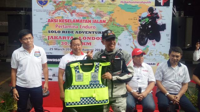 Solo Ride Jakarta-London: Rawannya Pakistan hingga Dinginnya Alpen (149305)