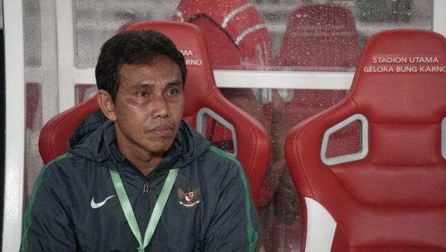 Bima Sakti, pelatih Indonesia U-19
