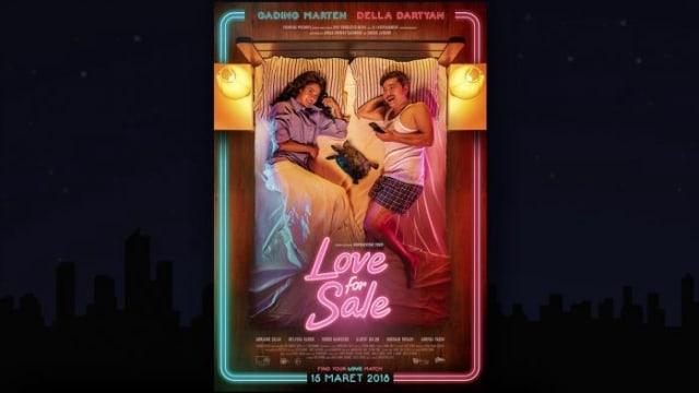 Love for Sale: Bukan Cerita Receh Si Jomblo Akut (332499)