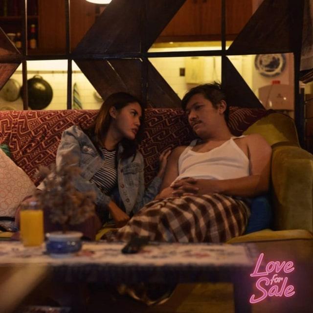 Love for Sale: Bukan Cerita Receh Si Jomblo Akut (332501)