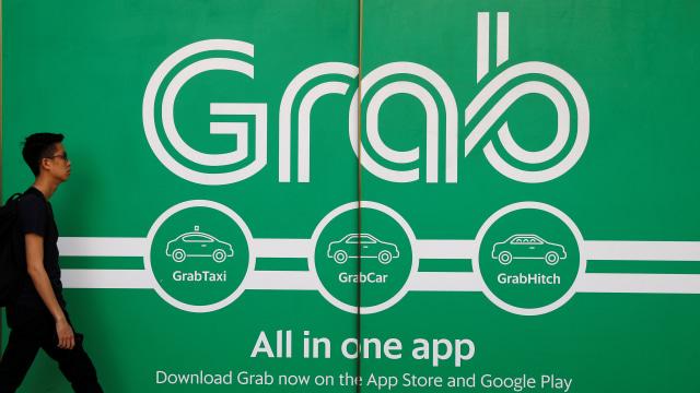 Kantor Grab di Singapura