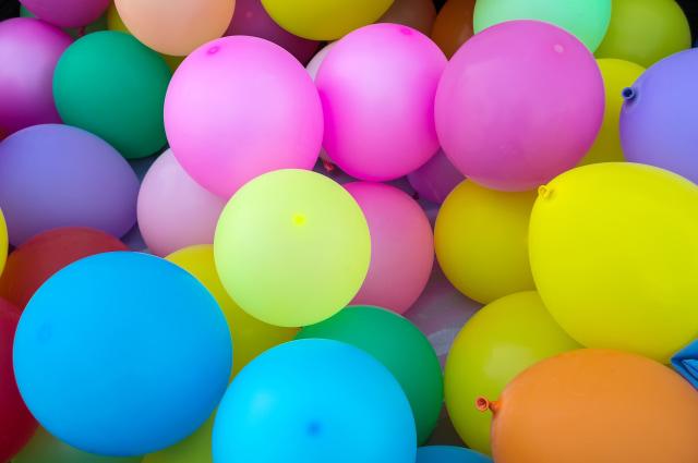 Balon Aneka Warna