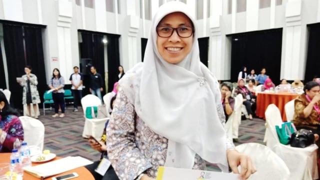 dr. Niken Wastu Palupi, MM
