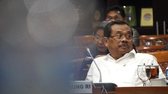 Jaksa Agung Tepis Tudingan SBY: Dari dulu Tak ada Hukum Rimba di RI (48986)