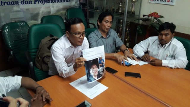 Jokowi Mania laporkan Arseto Suryoadji ke Polda