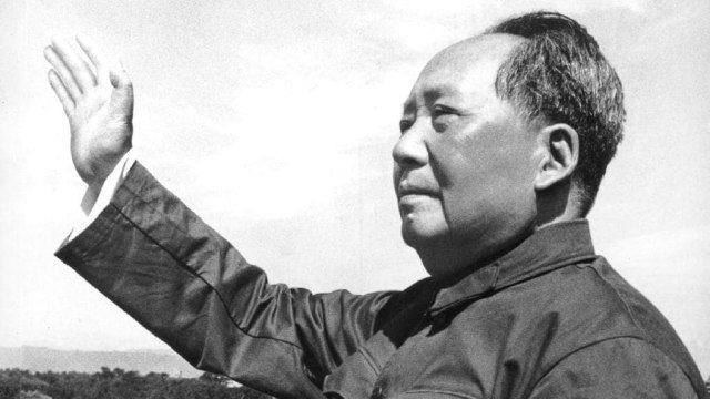 Ketua Partai Komunis China, Mao Zedong