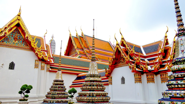 Wat Pho hingga Wat Saket, 5 Kuil yang Wajib Kamu Kunjungi di Thailand (112835)