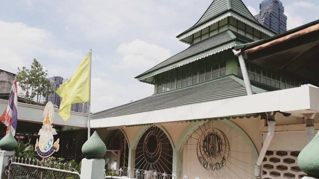 Masjid Jawa di Bangkok, Thailand