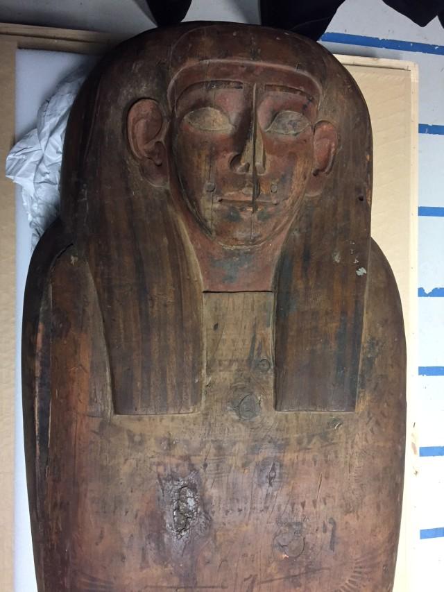 Mumi Berumur 2.500 Tahun Ditemukan NOTCOVER
