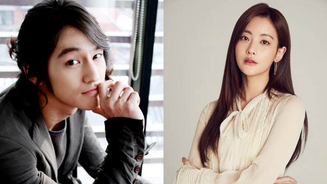 Kim Bum dan Oh Yeon-seo