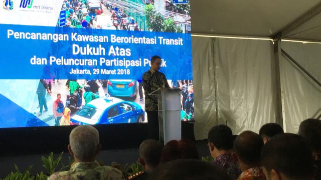 Pengembangan MRT Akan Hubungkan Berbagai Lokasi di Jakarta. Mana Saja? (104513)