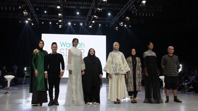 Wardah Trend Makeup