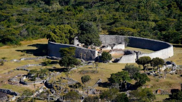 Great Zimbabwe, Peninggalan yang Jadi Bukti Kejayaan Bangsa Afrika -  kumparan.com