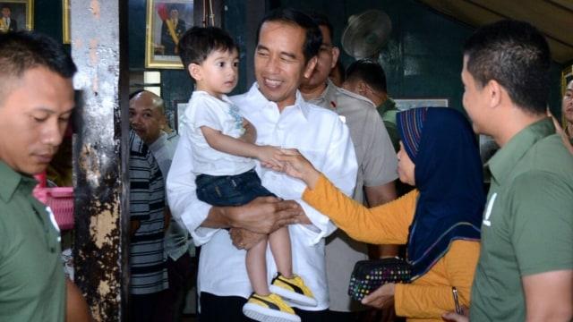 Markas Prabowo di Tanah Jokowi (58617)