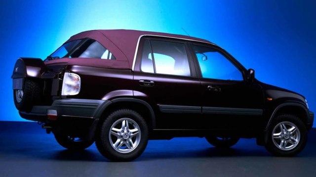 Begini Tampilan Honda CR-V Tanpa Atap  (349820)