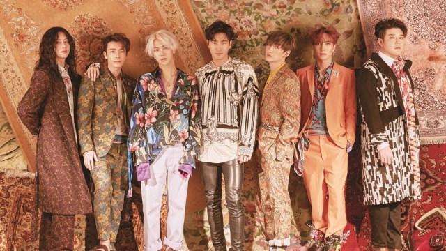 Heechul 'Super Junior' Absen Dalam Promo Album 'Replay' (79063)