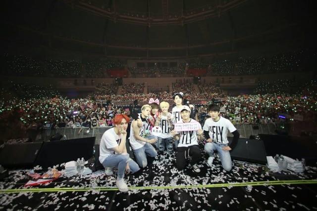 Tiket Konser GOT7 'Eyes On You in Jakarta' Dijual Mulai Rp 900 Ribu (835388)