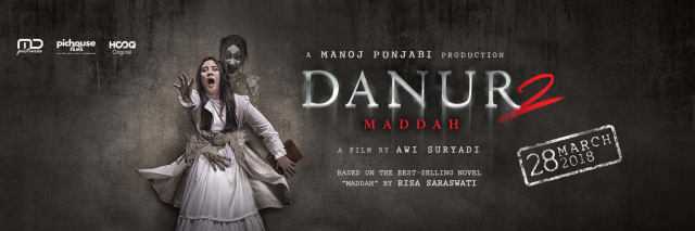 Movie Review Danur 2 Maddah Kumparan Com