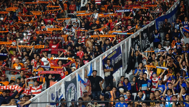 The Jakmania dan Aremania, The Jakmania