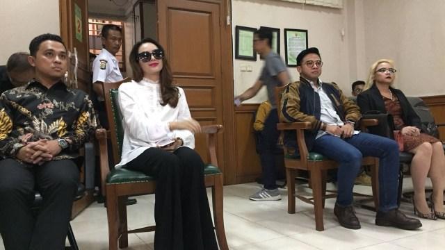 Cinta Ratu Nansya di PA Jaksel.