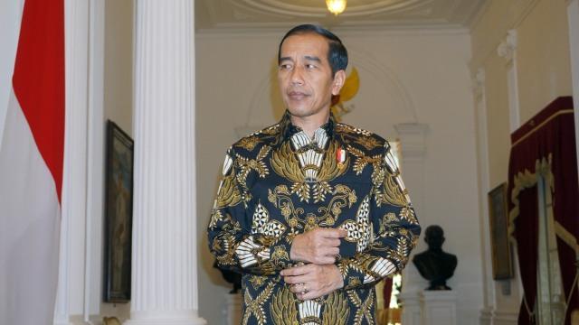 Jokowi Klaim Perketat Masuknya Tenaga Kerja Asing ke Indonesia (66536)