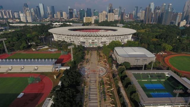 Kompleks Stadion Utama Gelora Bung Karno