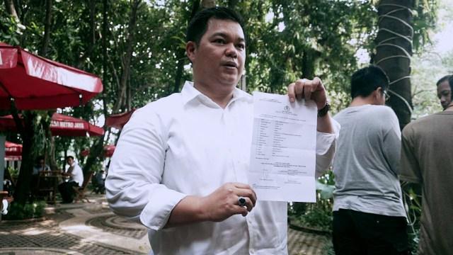 Denny AK laporkan Sukmawati Soekarnoputri ke PMJ