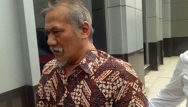 Bebas, Tio Pakusadewo Langsung Tancap Gas untuk Syuting Lagi (460180)
