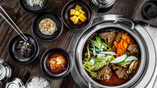 Mengenal 7 Sajian Sup Dari Korea Selatan Kumparan Com