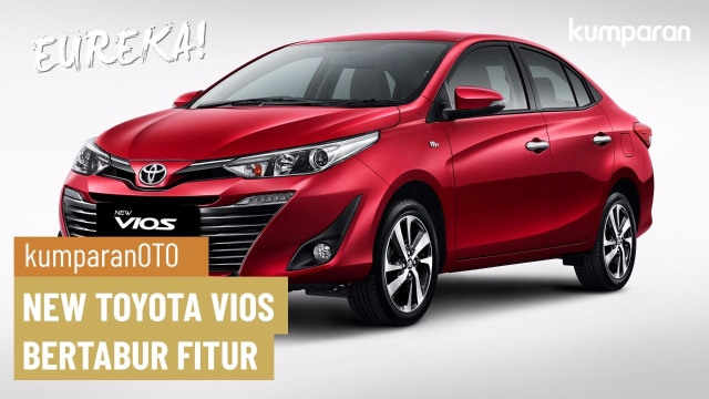 Cover new Vios