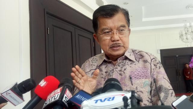 JK soal Jadi Kandidat Terkuat Cawapres Jokowi: Saya Ingin Istirahat (283008)