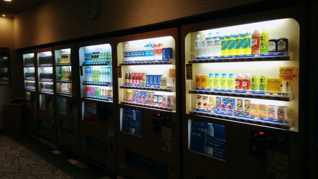 Vending Machine di China Jual Alat Tes HIV (137175)