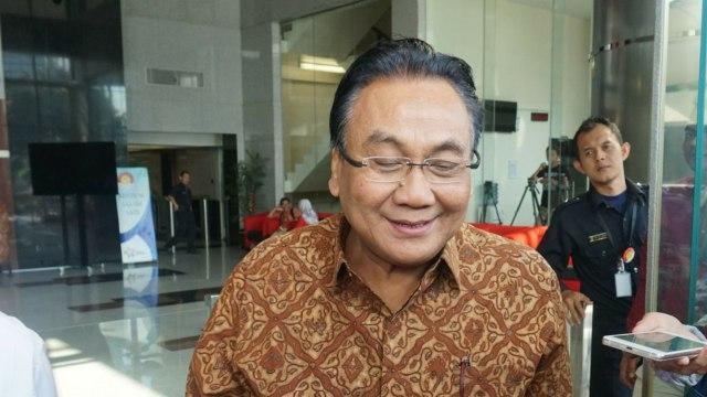 Bambang Wuryanto, sekretaris fraksi PDIP, di KPK.