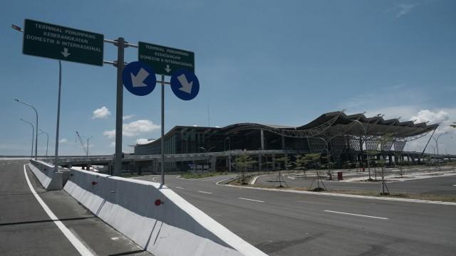 Pembangunan Bandara Kertajati, Majalengka.