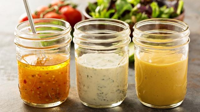 5 Resep Dressing Salad Yang Bisa Kamu Bikin Sendiri Di Rumah Kumparan Com