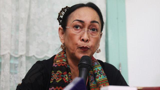 Permohonan maaf Sukmawati Soekarnoputri
