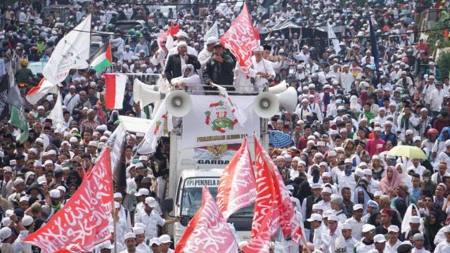 Asma Dewi Ikut Aksi Bela Islam 64, Jelaskan Beda Kasusnya dengan Sukma (1071957)