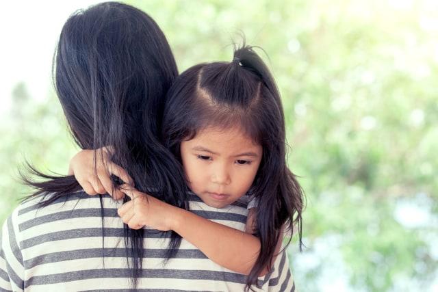 41 Gambar Anak Kecil Bersedih HD Terbaik