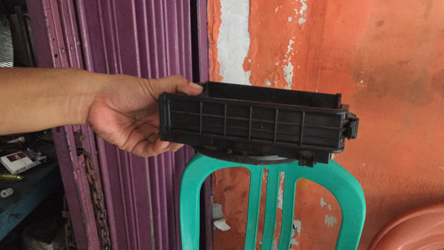 Filter AC Mobil