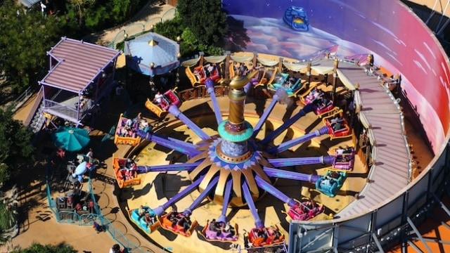 Disneyland Paris Akan Tambah Zona Star Wars, Frozen dan Marvel (513083)