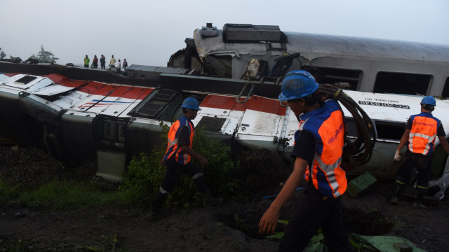 Usai Kecelakaan KA Sancaka, Jalur Selatan Kembali Dibuka (87847)